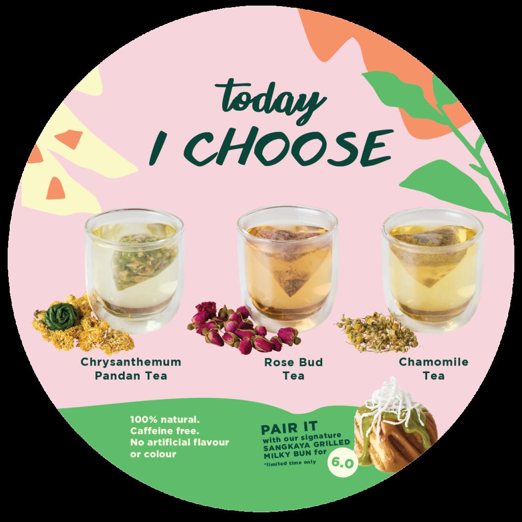 Chapayom Australia Herbal Tea Series